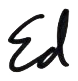 ed-signature